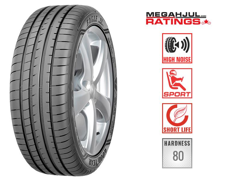 245/45R19 GOODYEAR EAGLE F1 ASYMMETRIC 3 102Y