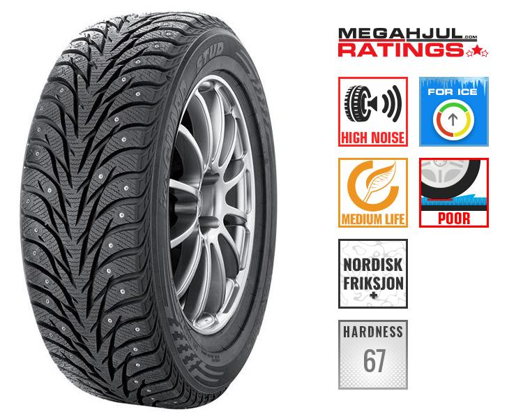 245/45R19 YOKOHAMA ICE GUARD IG35 102T
