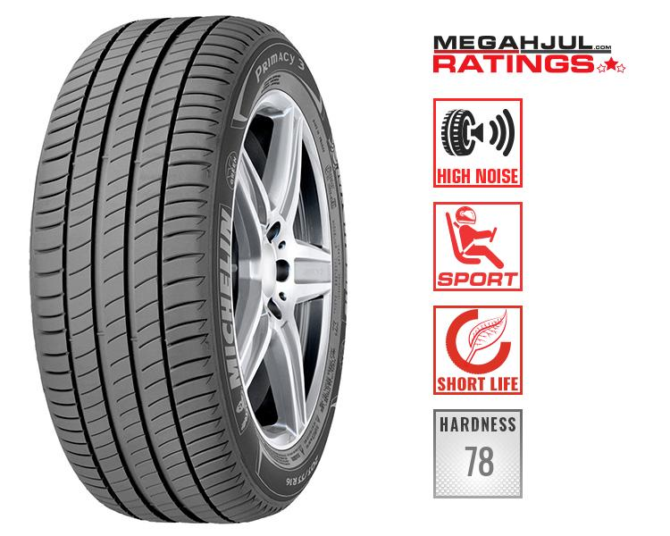 245/45R19 MICHELIN PRIMACY 3 98Y
