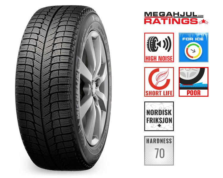 245/45R19 MICHELIN X-ICE Xi3 102H XL