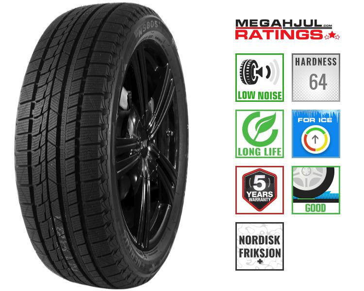 245/45R19 NEREUS NS805+ 102V - LOW NOICE / ROLL R.