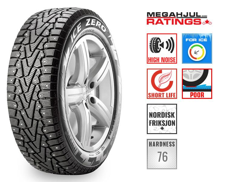 245/45R19 PIRELLI WINTER ICE ZERO 102H