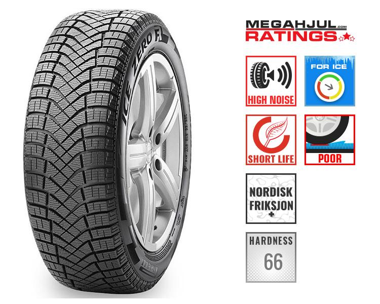 245/45R19 PIRELLI WINTER ICE ZERO FR 102H