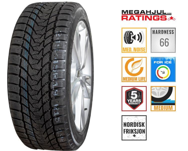 245/45R19 TRI-ACE SNOW WHITE II 102H
