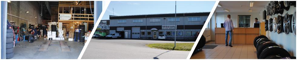Butikk Megahjul Fredrikstad